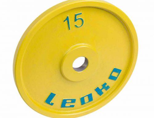 LEOKO Metallilevy IPF hyväksymä 15 kg