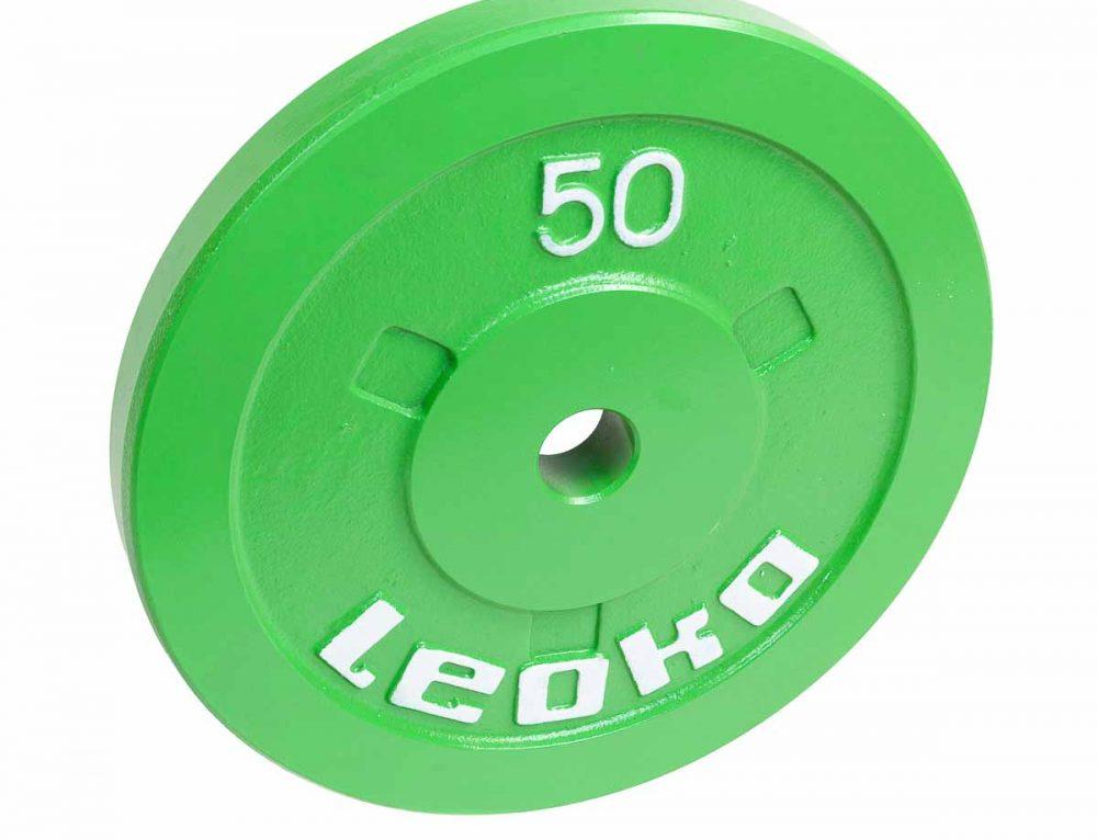 LEOKO Metallilevy 50 kg