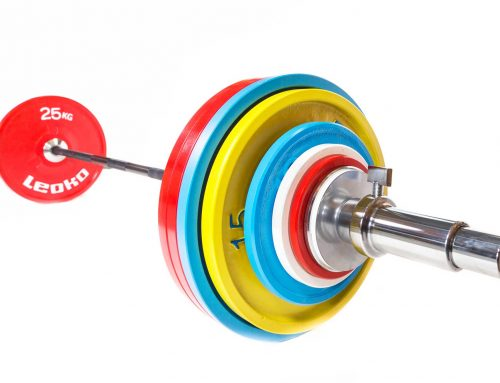 LEOKO Powerlifting Set Approved by IPF 235 kg