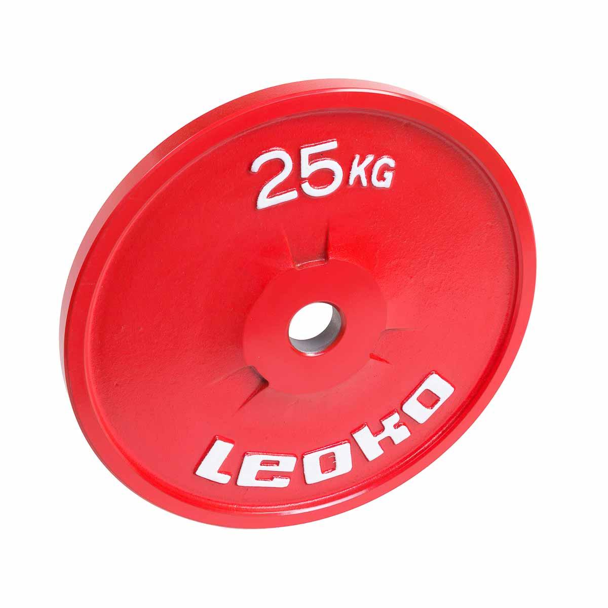LEOKO Metallilevy IPF hyväksymä 25 kg